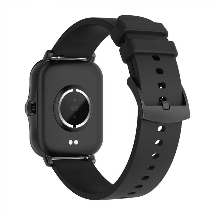 Smartwatch Colmi P8 Plus, display 1.69″, bluetooth 5.1, monitorizare somn, ritm cardiac, activitati sportive, notificari, IP67 1