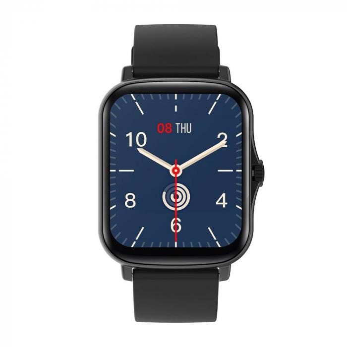 Smartwatch Colmi P8 Plus, display 1.69″, bluetooth 5.1, monitorizare somn, ritm cardiac, activitati sportive, notificari, IP67 2