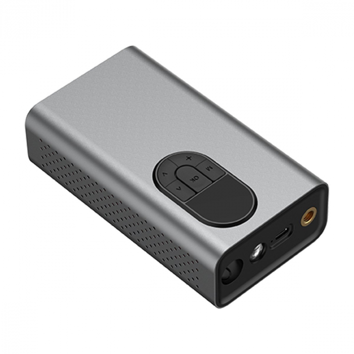 Compresor auto Baseus Mini, display LED, 7500mAh, USB-C, 54W, 5-120PSI, detectare presiune, oprire automata 1