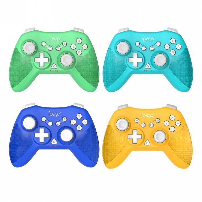 Gamepad controller iPega PG-SW022C N-S pentru PC, Nitendo Switch, PS3, device-uri Android [1]