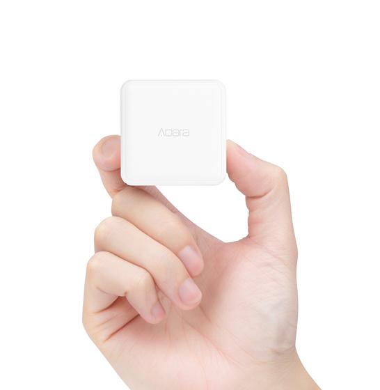 Cub smart home Aqara, 6 moduri de control, accelerometru, giroscop, ZigBee 0