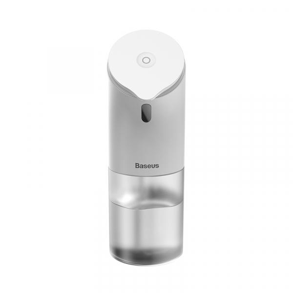Dispenser automat pentru sapun Baseus, senzori infrarosu, 300ml, 0.25 secunde timp de raspuns, 2 moduri functionare 1
