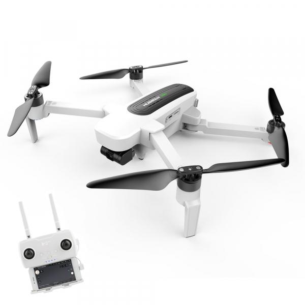 Drona Hubsan Zino, GPS, barometru, Ultra-HD 4K, F2.2, transmisie stabila WiFi 5G, gimbal mecanic cu 3 axe 0