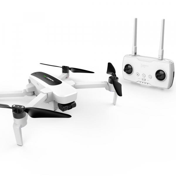 Drona Hubsan Zino, GPS, barometru, Ultra-HD 4K, F2.2, transmisie stabila WiFi 5G, gimbal mecanic cu 3 axe 2