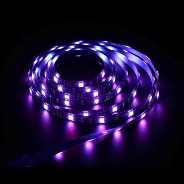 Extensie banda LED Sonoff L1, 2 metri lungime, RGB, 300 lumeni/metru, IP65 4