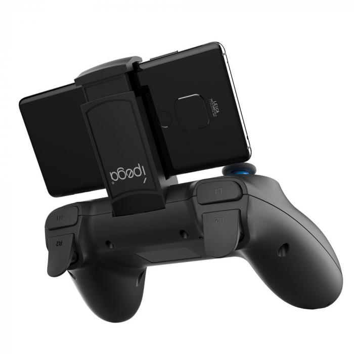 GamePad Controller iPega PG-9129, 400mAh, bluetooth, compatibila Android & iOS, Smart TV sau Win 7/8/10 2