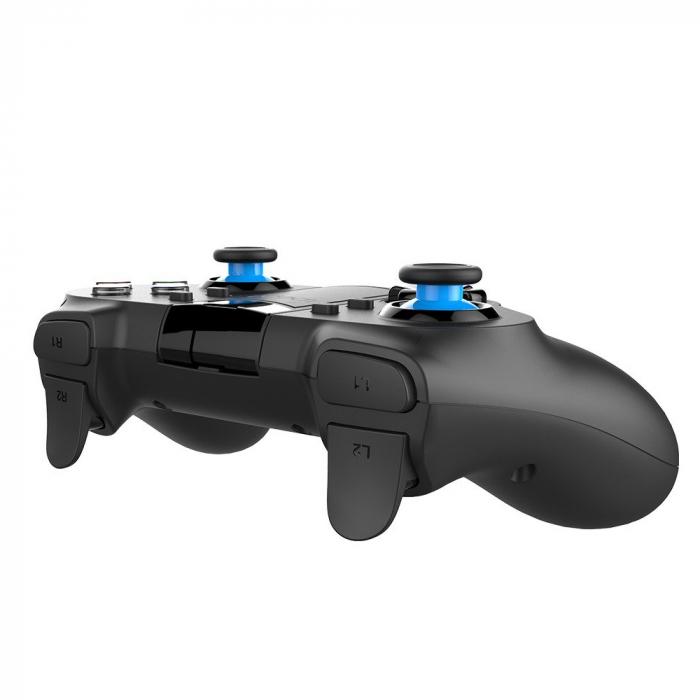 GamePad Controller iPega PG-9129, 400mAh, bluetooth, compatibila Android & iOS, Smart TV sau Win 7/8/10 3