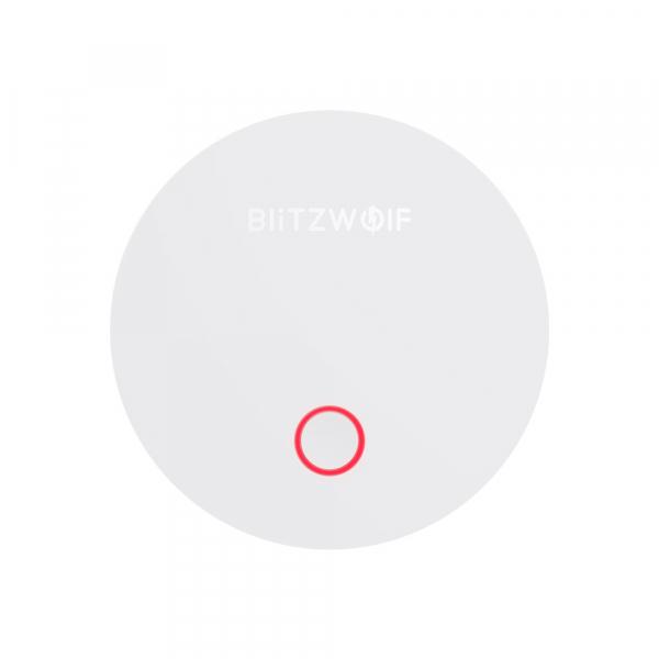 Gateway ZigBee 3.0 Blitzwolf Tuya/Smart Life, WiFi 2.4Ghz, compatibila Google & Alexa, acoperire pana la 100 metri 1