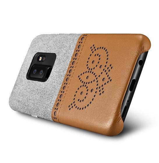 Husa XOOMZ protectie spate Samsung Galaxy S9 Plus, slot pentru card/bancnote 2
