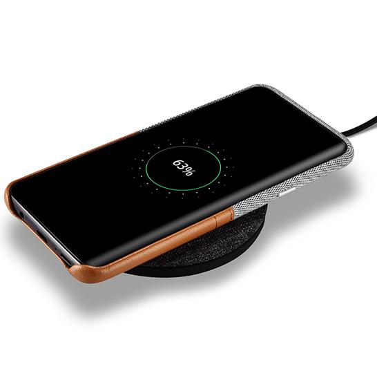 Husa XOOMZ protectie spate Samsung Galaxy S9 Plus, slot pentru card/bancnote 3