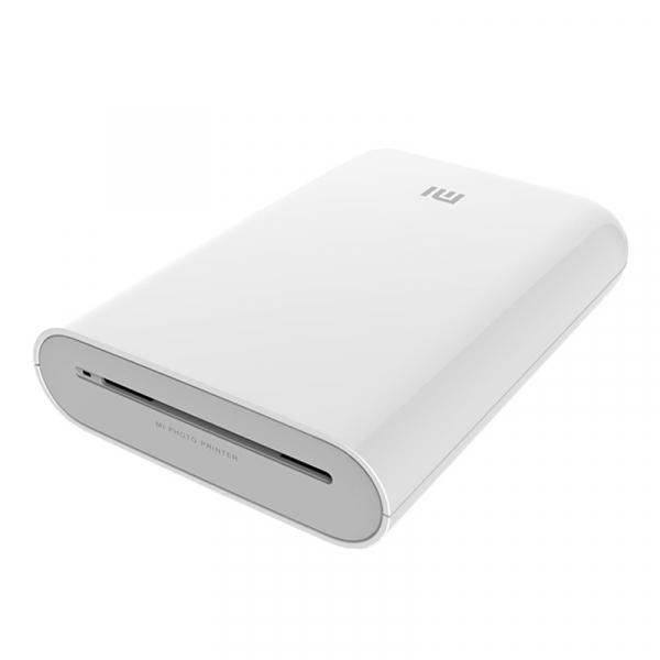 Imprimanta foto Xiaomi portabila smart, tehnologie Thermal-ZINK, bluetooth 5.0, AR, 500mAh, versiune europeana, resigilata [0]