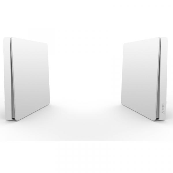 Intrerupator Aqara aplicat, programabil, ZigBee, versiune europeana, compatibil Homekit, MI Home EU 3