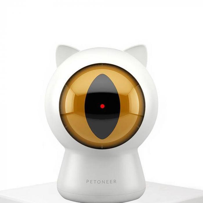 Jucarie Laser Smart pentru pisici Petoneer Smart Dot, USB, control aplicatie [1]