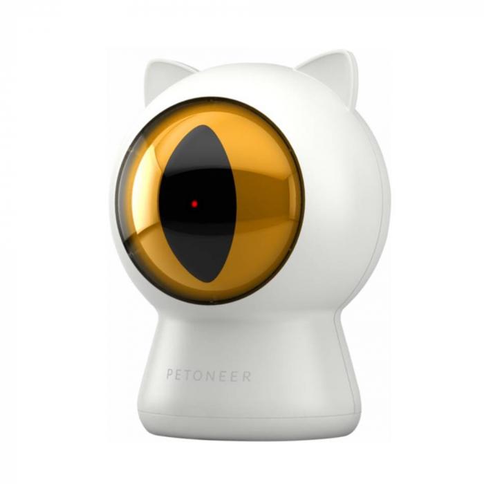 Jucarie Laser Smart pentru pisici Petoneer Smart Dot, USB, control aplicatie [0]