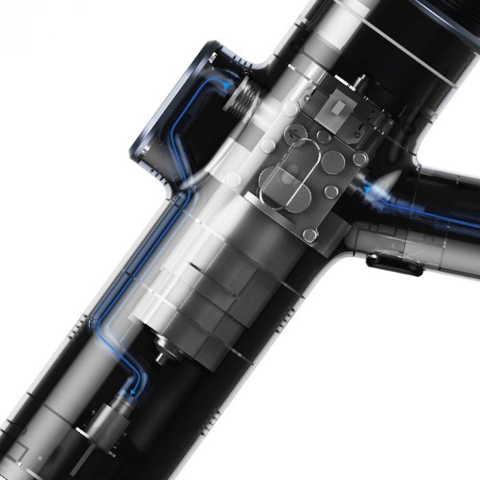 Pistol electric pentru spalare cu presiune Baseus fara fir, 8000mAh, 0.7MPa, 30min autonomie, IPX4, 1.2L/Min 3