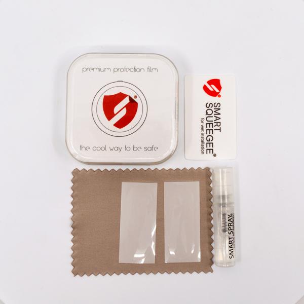 Kit folie de protectie Mi Band 4 Smart Protection, 2 folii, self-healing, claritate, rezitenta la zgarieturi 2