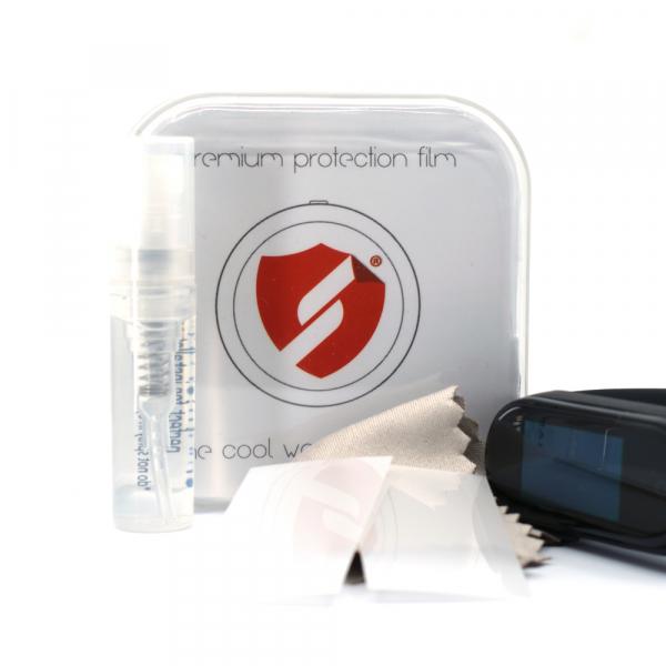 Kit folie de protectie Mi Band 4 Smart Protection, 2 folii, self-healing, claritate, rezitenta la zgarieturi 1