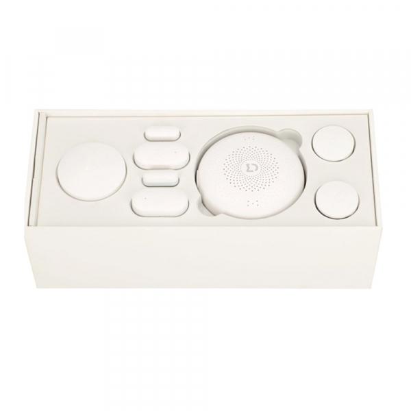 Kit smart home Xiaomi Baby, 9 in 1, detectie planset bebelus, control iluminat, monitorizare video, varianta EU 4