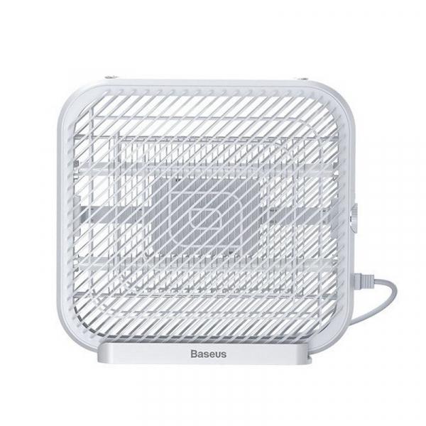 Lampa UV Baseus anti insecte cu suport, 18W, recipient colectare lavabil, arie acoperire 120m², varianta EU 0