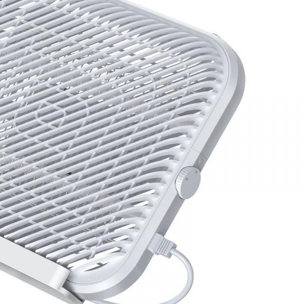 Lampa UV Baseus anti insecte cu suport, 18W, recipient colectare lavabil, arie acoperire 120m², varianta EU 1