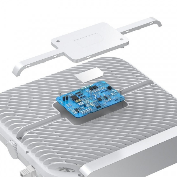 Lampa UV Baseus anti insecte cu suport, 18W, recipient colectare lavabil, arie acoperire 120m², varianta EU 4