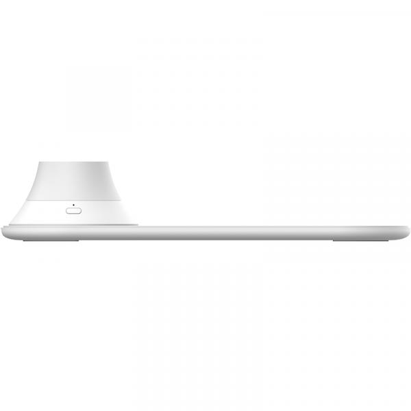 Incarcator wireless Xiaomi Yeelight Quick Charge QI, 15W, cu lampa de noapte magnetica detasabila [1]