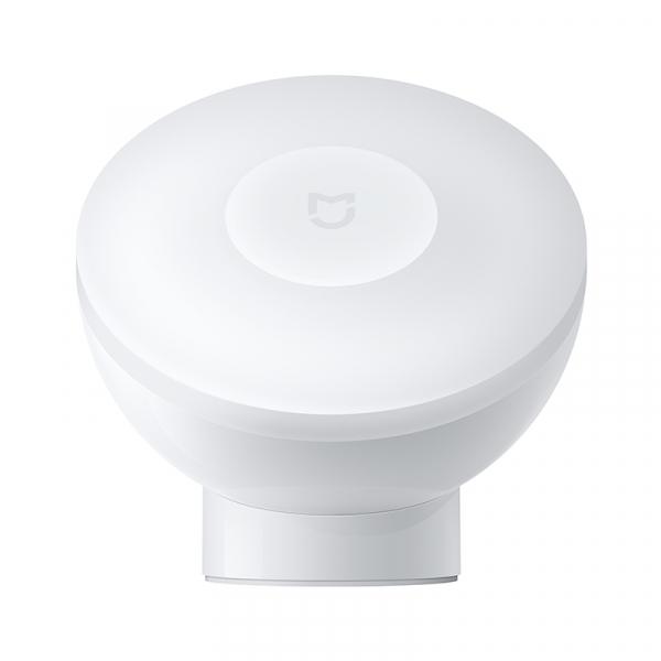 Lampa de noapte Xiaomi gen a 2-a, senzor IR, fotosensibila, 3-25lm, 2800k, ajustabila 360°, baza magnetica 0