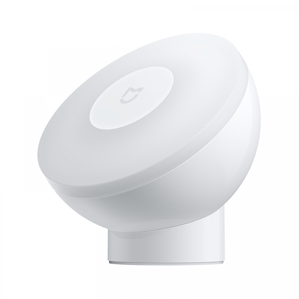 Lampa de noapte Xiaomi gen a 2-a, senzor IR, fotosensibila, 3-25lm, 2800k, ajustabila 360°, baza magnetica 2