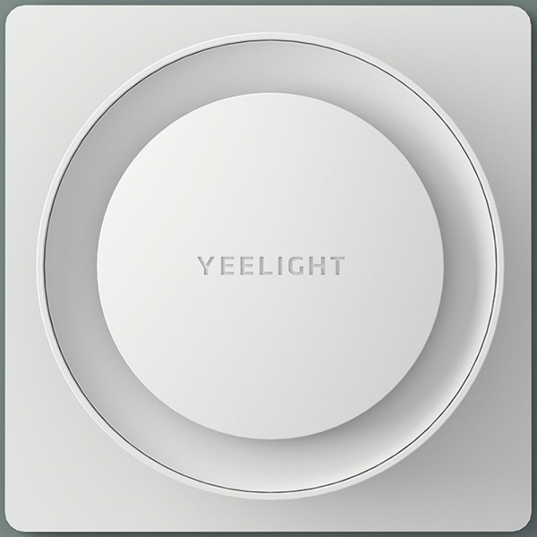 Lampa LED de noapte/veghe Yeelight cu senzor de lumina fotosensibil, 2500K, 0.5W, alimentare la priza [3]