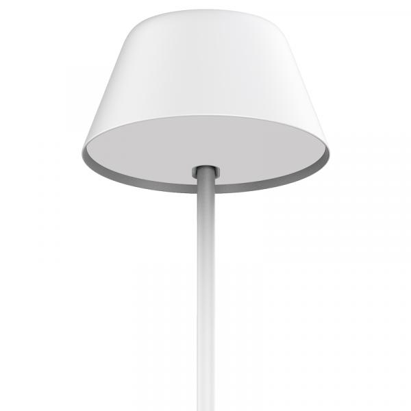 Lampa LED Yeelight Staria Bedside Lamp Pro, incarcare wireless device-uri, compatibila Google, Alexa, Homekit 3