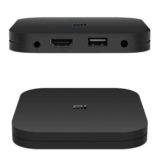 MI Box S, 4K HDR, Android 8.1, 2GB Ram, Google assistant & Chromecast, Dolby, varianta europeana