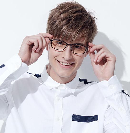 Ochelari Xiaomi TS pentru protectie calculator, UV400 protectie 99%, negru 3