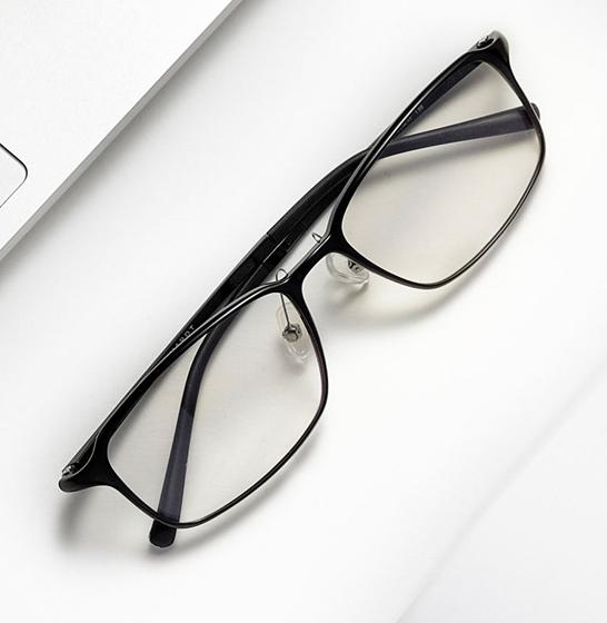 Ochelari Xiaomi TS pentru protectie calculator, UV400 protectie 99%, negru 1