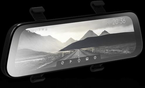 Oglinda retrovizoare cu camera 70mai, resigilata, Dash Cam Wide, 1080p, FOV 130°, varianta EU 2020 6