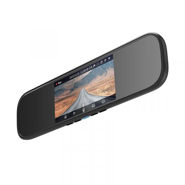 Oglinda retrovizoare smart Xiaomi 70mai, Wi-Fi, camera 1600P FHD, monitorizare parcare, Sony IMX335, EU 2