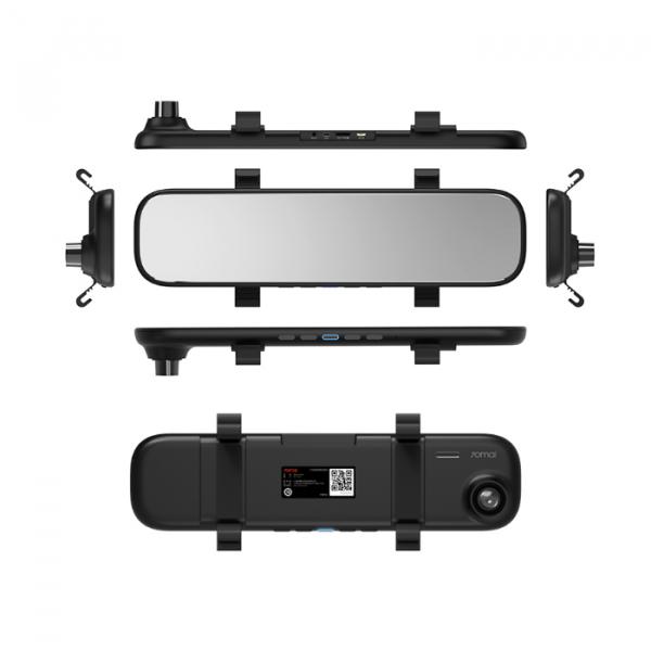 Oglinda retrovizoare smart Xiaomi 70mai, Wi-Fi, camera 1600P FHD, monitorizare parcare, Sony IMX335, EU 3