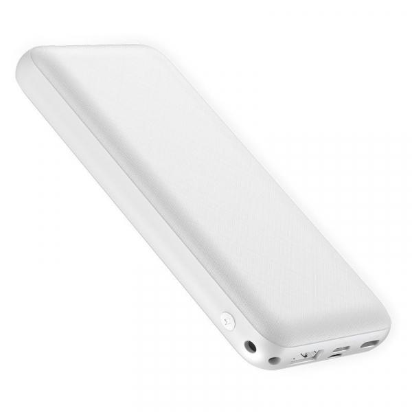 Baterie externa Baseus Mini PD Q, 20000 mAh, 5V 3A, Quick Charge, max 15W, USB, Type-C, Lightning, Micro USB 1