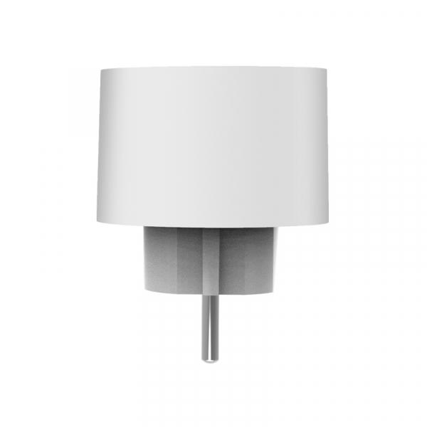 Priza smart Aqara T1, versiune europeana, ZigBee 3.0, 10A, masurare consum, protectii multiple, suport control vocal, extender Zigbee 1