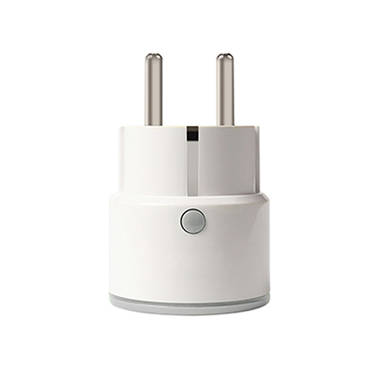 Priza smart Vhub, WiFi 2.4GHz, acces de la distanta, 16A & 3680W, compatibila Google Home, Alexa 1