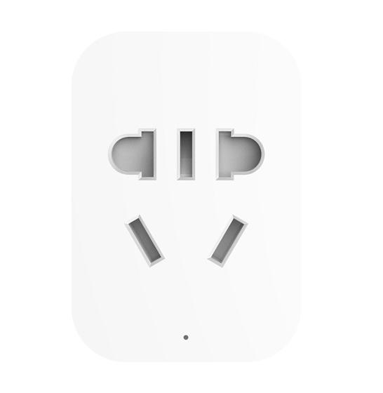 Priza inteligenta Xiaomi Mijia, WiFi, control de la distanta, compatibila smart home, interfata engleza 3