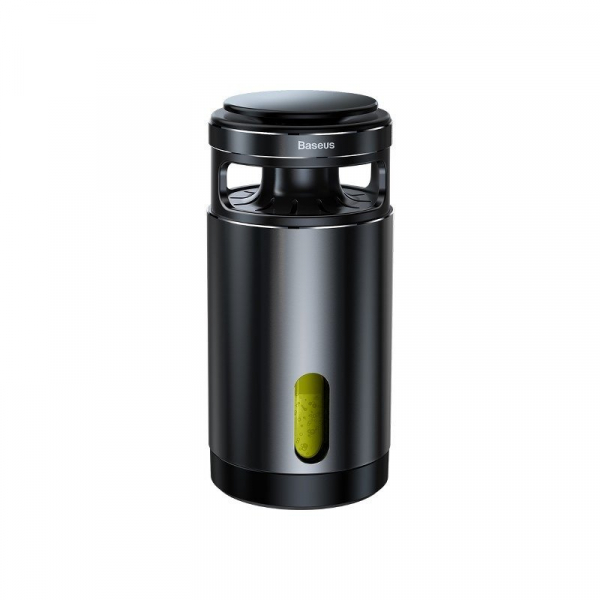 Pachet purificator aer auto Baseus anti-formaldehida, eliminare mirosuri, tester inclus, negru 2