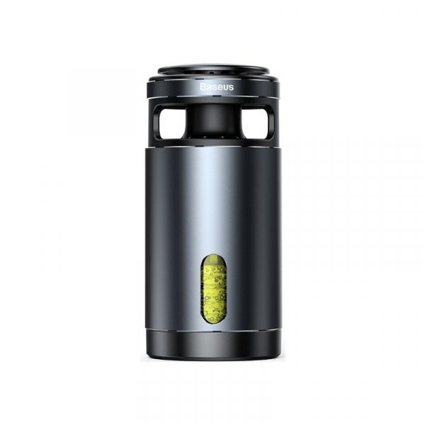 Pachet purificator aer auto Baseus anti-formaldehida, eliminare mirosuri, tester inclus, negru 0