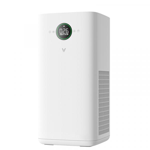 Purificator aer smart Viomi PRO EU, filtru Hepa, ioni de argint, carbon activ, sterilizare UV 99.9%, LED, control prin Mi Home 1