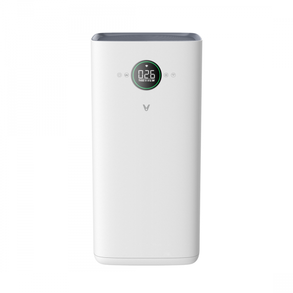 Purificator aer smart Viomi PRO EU, filtru Hepa, ioni de argint, carbon activ, sterilizare UV 99.9%, LED, control prin Mi Home 0