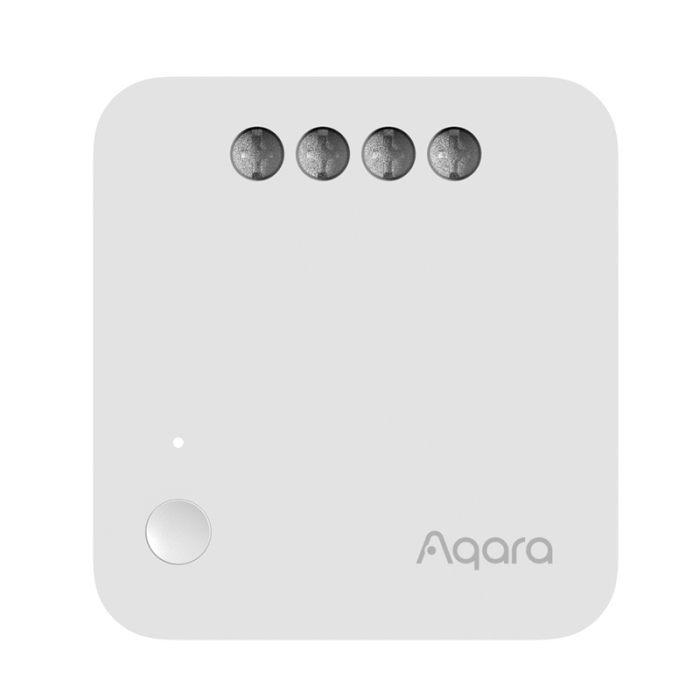 Releu Aqara T1 smart fara nul, versiune europeana, monitorizare consum, ZigBee 3.0, compatibil Google Home, HomeKit 1