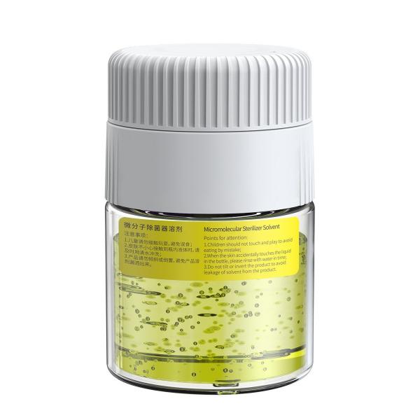 Rezerva pentru device purificare aer & odorizant auto micromolecular Baseus, 100ml [0]