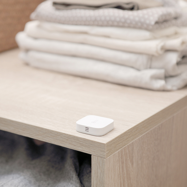 Senzor Aqara monitorizare umiditate, temperatura, presiune, ZigBee, compatibil Homekit, Mi Home, versiune europeana [4]