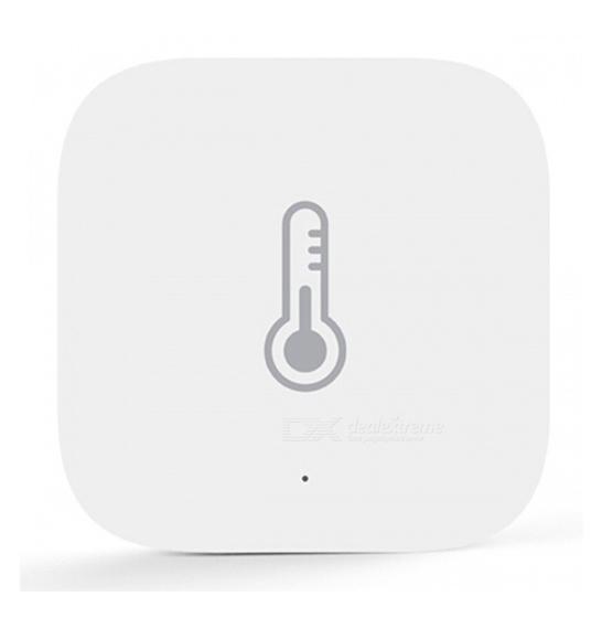 Senzor Aqara monitorizare umiditate, temperatura, presiune, ZigBee, pentru smart home Mi, Aqara 0