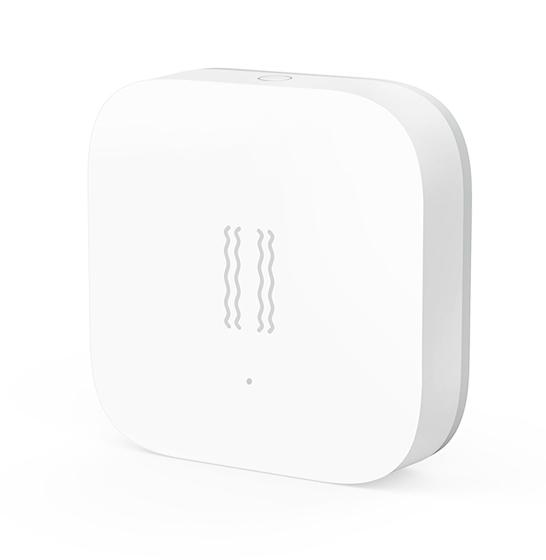Senzor detectare vibratii Aqara, ZigBee, pentru ecosistemele smart home Mi sau Aqara 0