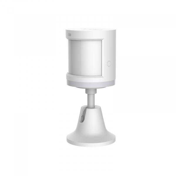 Senzor de miscare smart Aqara, unghi detectie 170⁰, suport inclus, rotatie 360, ZigBee, versiune europeana 0